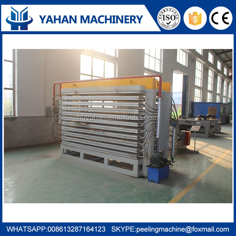 plywood dry machine