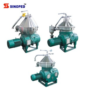 Made In China Automatic Liquid solids Centrifugal Separator