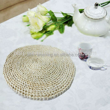Exceptional Wholesale Woven Straw Round Dining Table Placemats