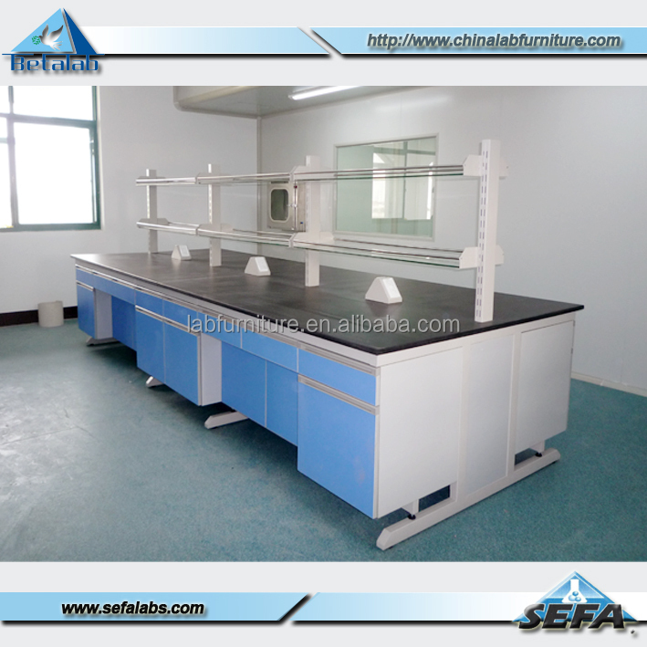 Laboratory Manufacturers C Frame Structure Steel Wood