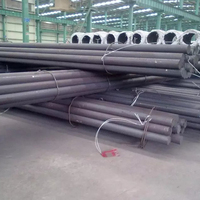 Hot Rolled Black Alloy Iron Rod 17NiCrMoS6-4 Round Rod DIN 1.6569 Steel Bar
