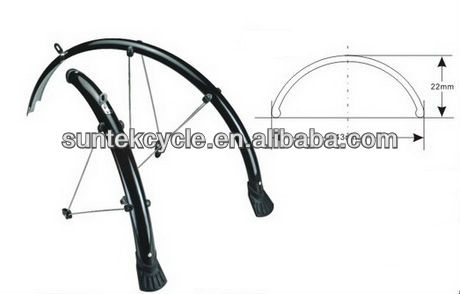 bicycle mudguard HC-816V