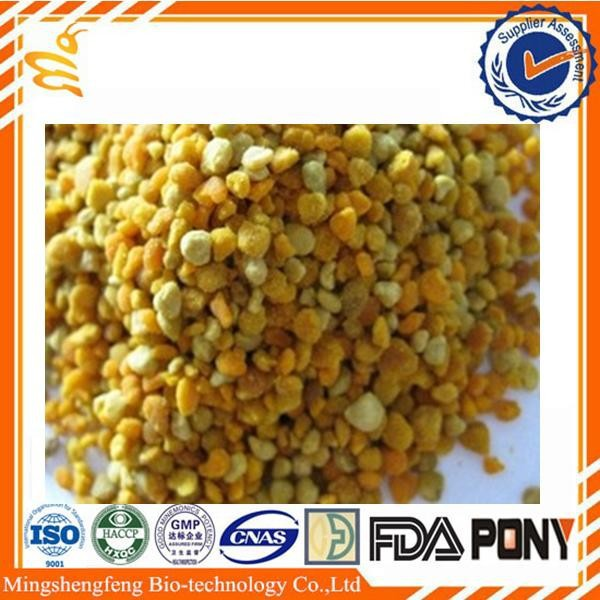2018 New harvest and 100% natural sunflower bee pollen