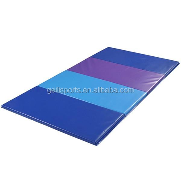 Folding Gymnastics Mats Gymnastics Landing Mats With