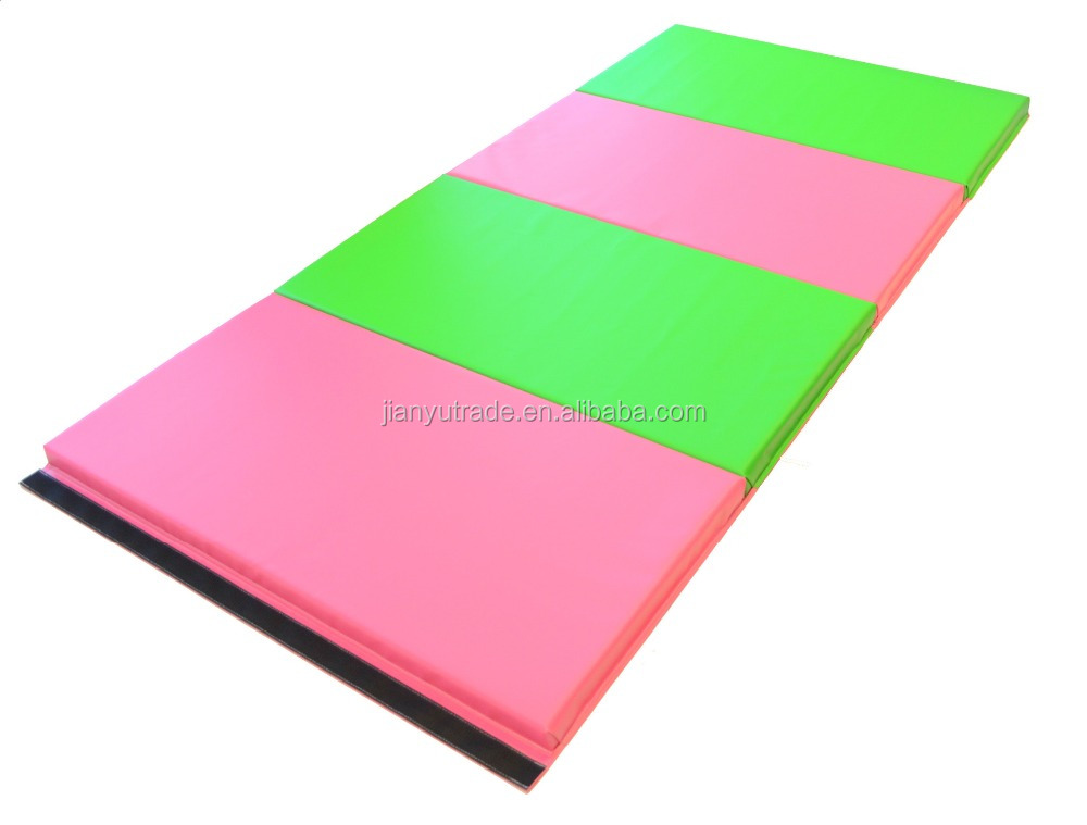 Hot Sale Factory Cheap Folding Gymnastics Mats And