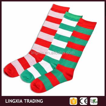 baby leg warmer children wear christmas knee high cotton tube socks novelty school boy custom