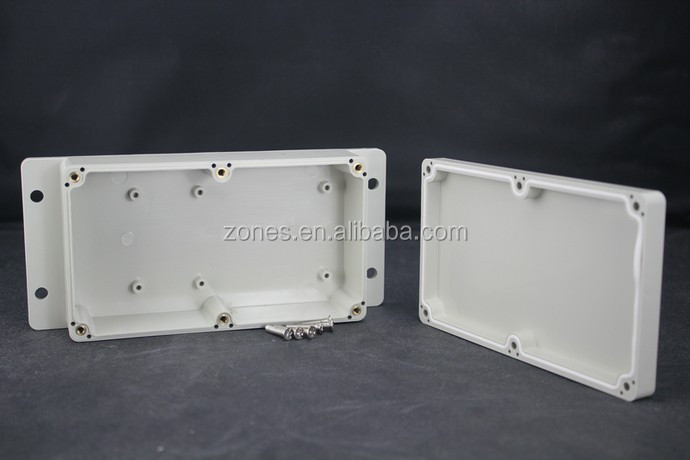 Nema Ip65 Wall Mount Abs Plastic Housing Enclosure Waterproof Box ...