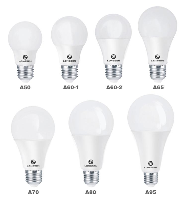 محمول اضواء الطوارئ قابلة الشحن لمبة إضاءة 2 * بطارية ليثيوم 3-5 ساعات وقت النسخ الاحتياطي