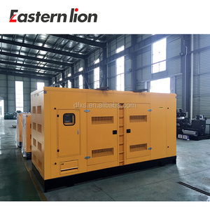150KW Weifang Ricardo 1500rpm super silent diesel generator R6113ZLD