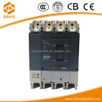 low voltage ns series 4phase mccb 400 amp moulded case circuit rh alibaba com