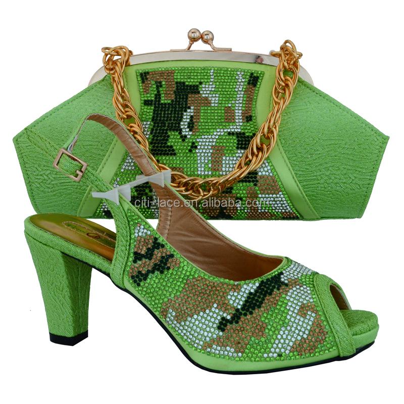 Bag Hot High Bag Set Shoes Matching Quality Handbag And selling Italian MM1013 Lady Shoes Uqwfw8