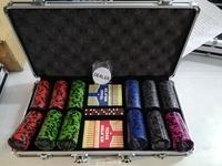 300 Poker Chip Set,Premium Poker Chip set,Luxury Poker Chip Sets