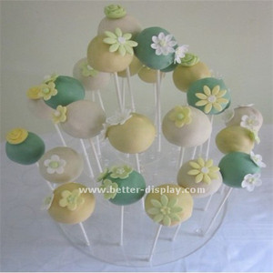wholesale acrylic lolly pop stand