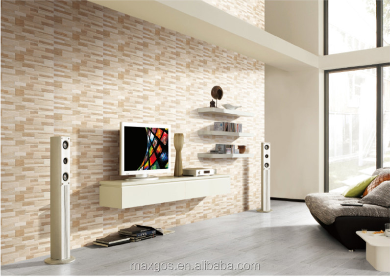 Rustic Ceramic Latest Design Hot Sale Cheapest 3d Wall Tiles For