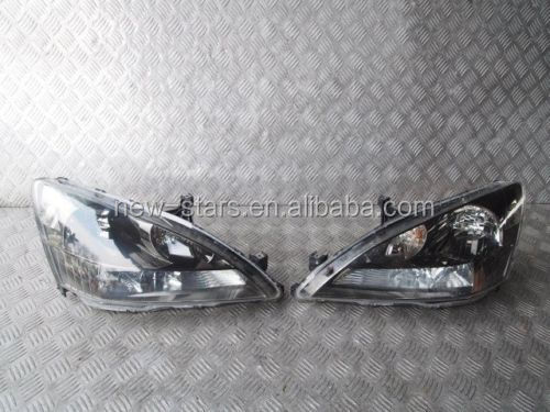 USED JDM Headlights Lights OEM for 06-08 UC1 CM5 Inspire Chrome Kouki