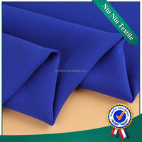 pure silk stretched double georgette fabric