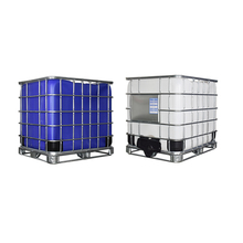 <span class=keywords><strong>화학</strong></span> Storage <span class=keywords><strong>플라스틱</strong></span> 1000L IBC Tanks