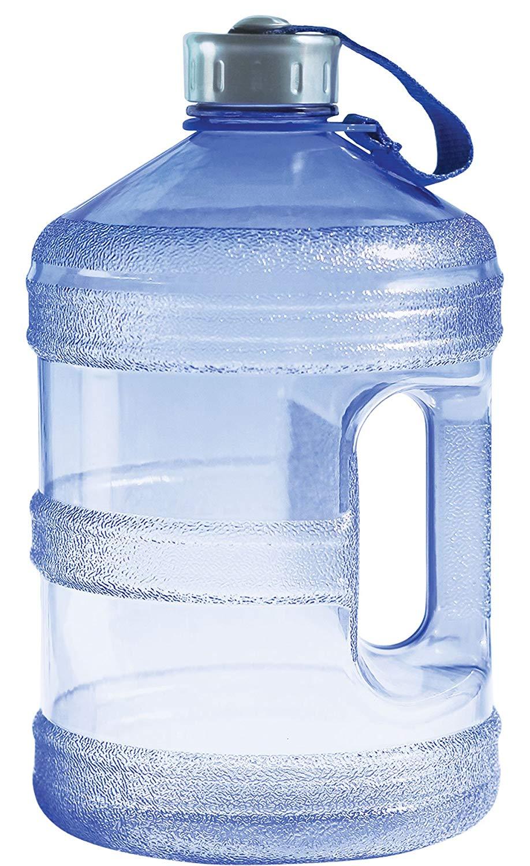 New Wave Enviro BpA Free 1 Gallon Water Bottle (Round)