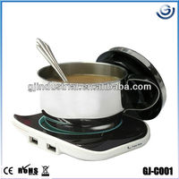 novelty safe electric coffee warmer for office and home use