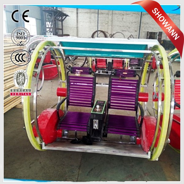 leswing 360 amusement park equipment happy car ridesbattery car rides for kids play land