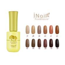 Free shipping Toffee Series 12pcs Inail Gel Nail Polish 15ml 12 colors for choice