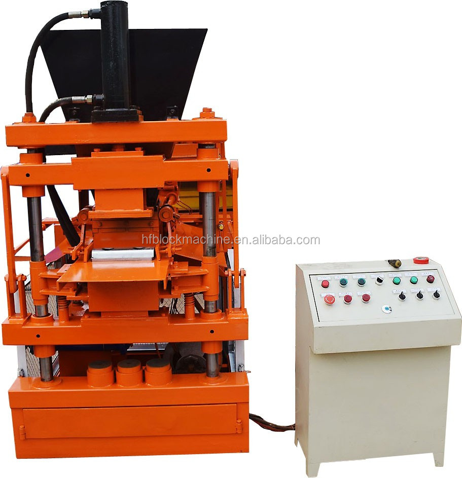 brick machine maker