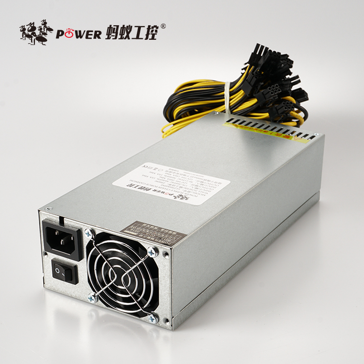 High Efficiency Wholesale Uninterrupted Power <strong>Supply</strong> 2500W Power <strong>Supply</strong> Unit for Bitcoin Mining