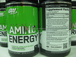 AMINO ENERGY for body fitness/gold standard whey protein for body building/optimum nutrition