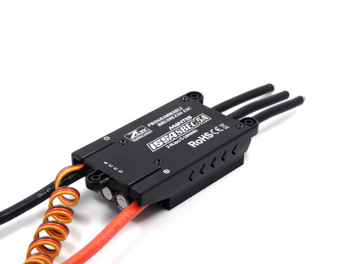 ZTW Mantis 155A ESC Electronic Speed Controller With 5A SBEC supports high RPM motors