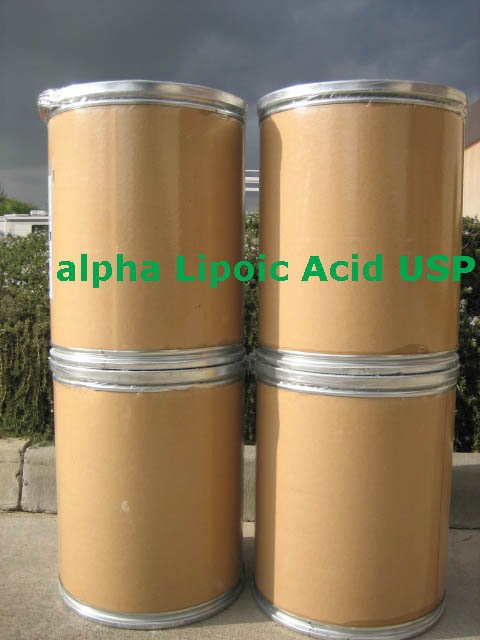 Alpha Lipoic Acid Powder ALA USP32 Quality