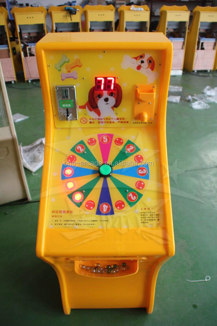 Yonee Arcade Air Ball Shooting Child Pinball Ticket Redemption Game