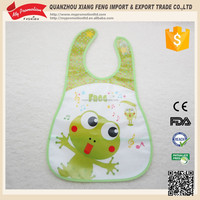 BPA Free EVA Baby Bib Scarf/High Quality Baby Bibs/Personalized Baby Bibs