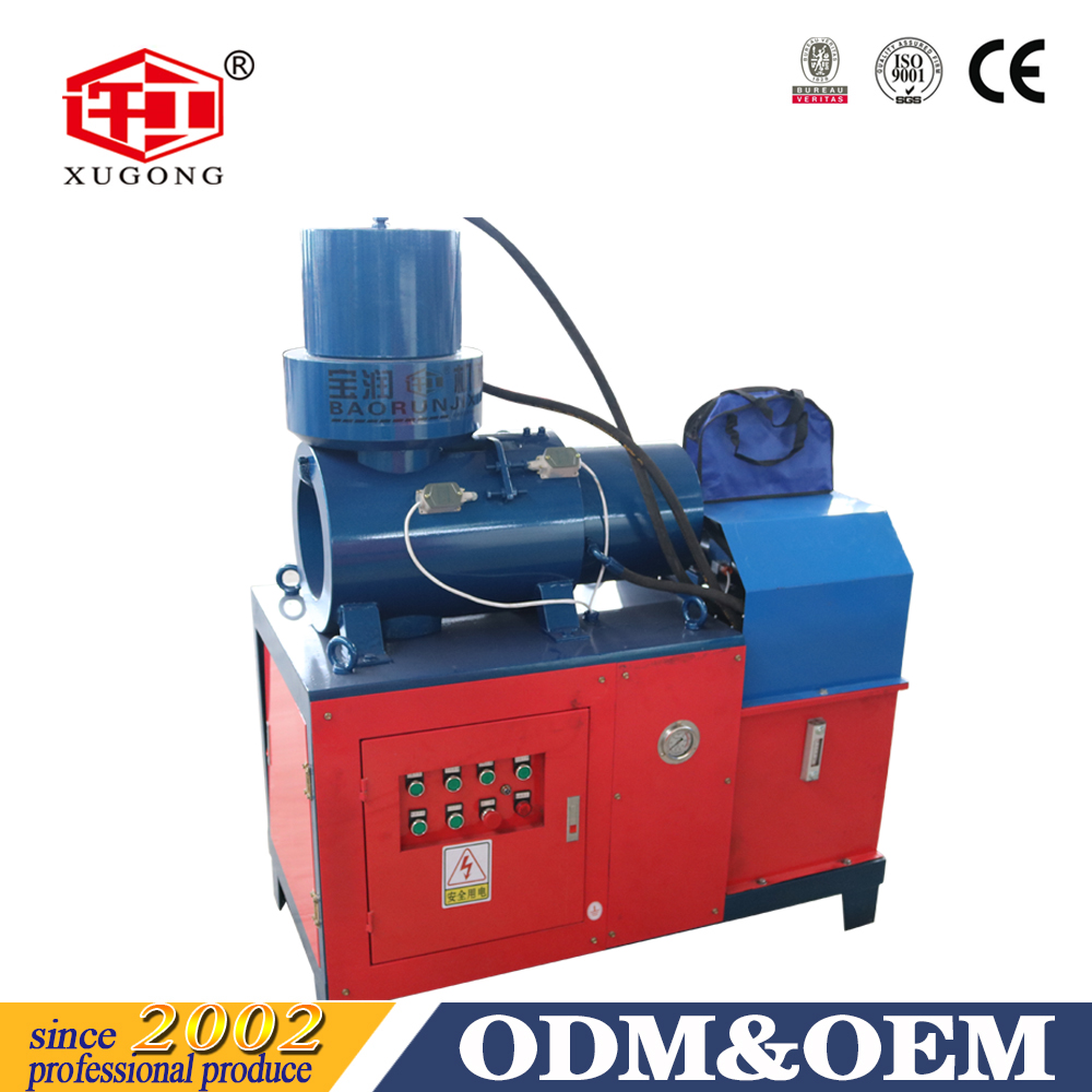 GDCJ-40 New Type Rebar Cold Heading / Upset Forging Parallel Thread Machine