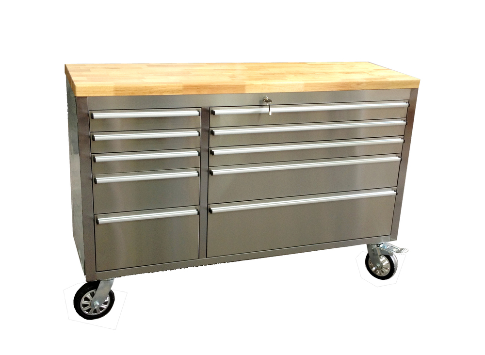 Wholesale Stainless Steel Locking Caster Performax Tool Chest ...