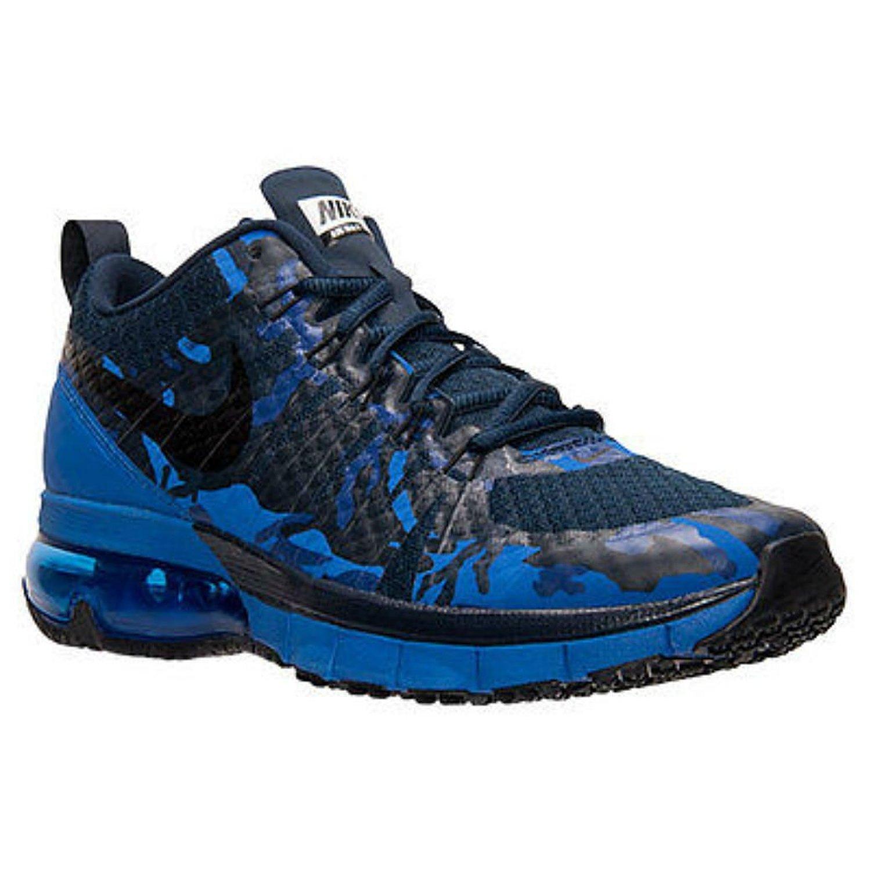 Buy Mens Nike Air Max TR180 AMP ObsidianBlack Gym Royal