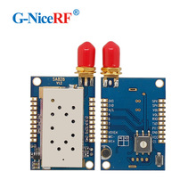 G-NiceRF SA828 - 5km All-in-One UHF / VHF audio transceiver high-integrated walkie talkie module