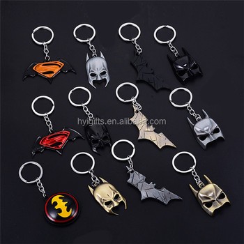 novelty wholesale metal keychain boy child kids american keychain
