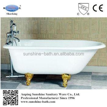 Low Price Bathtubmini Iron Tub With Feetcast Iron Bathtub For Sale