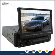 China Factory Car 7 Inch One Din In-dash TFT LCD Monitor / TV AM/FM