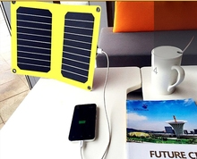 high efficiency usb portable mobile phone outdoor solar power charger solar panel