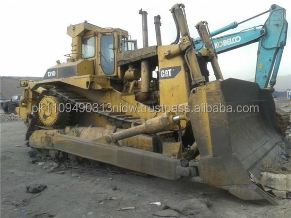Used Cat D10 Bulldozer,Caterpillar D10 D11 D9 Crawler Bulldozer Used Dozers  For Sale - Buy Cat D10 Dozer,Used Cat D10 Bulldozer,Caterpillar D10 Dozer