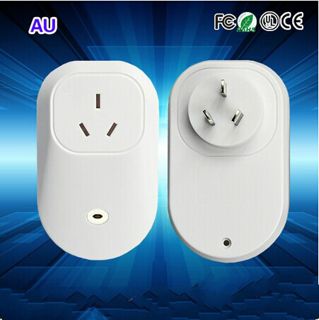 Smart Home Power Outlet Socket Wireless Control Remote Power ...