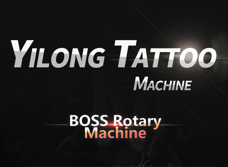 "YIilong "" Y "" Word boss Tattoo rotary machine Low Noisy"