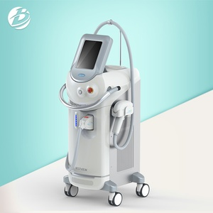 Trade Assurance Fast Hair Removal 808nm Diode Laser Depilation Machine Device