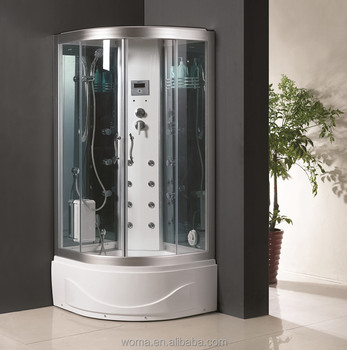 Woma 900mm Steam Room Shower Sauna Acrylic Tub Shower Enclosure ...
