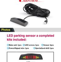 Radar Display Parking Sensor 12 V Car Anti Radar Best Car Parking ...