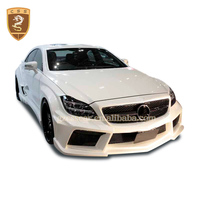cls body kit w218 model 2016 C218 car change to vitt style parts