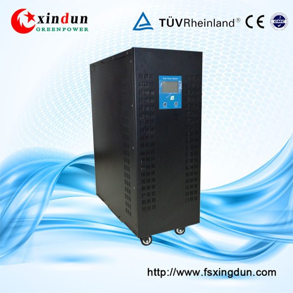 China manufacture supplies off grid /grid tie DC to AC solar inverter 3kw