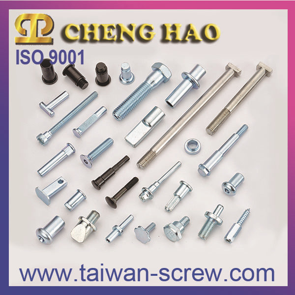Taiwan Stainless Steel CNC Lathe Turning Parts Milling Cutting Tool Holder T6 Torx  Insert Screw