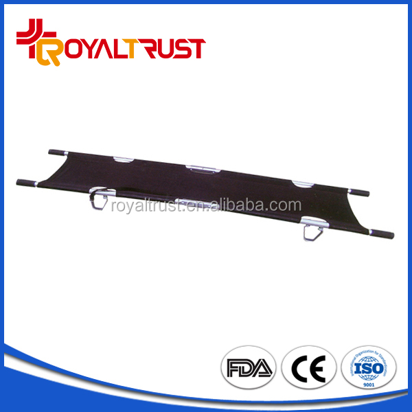Factory Price aluminum emergency rescue folding stretcher